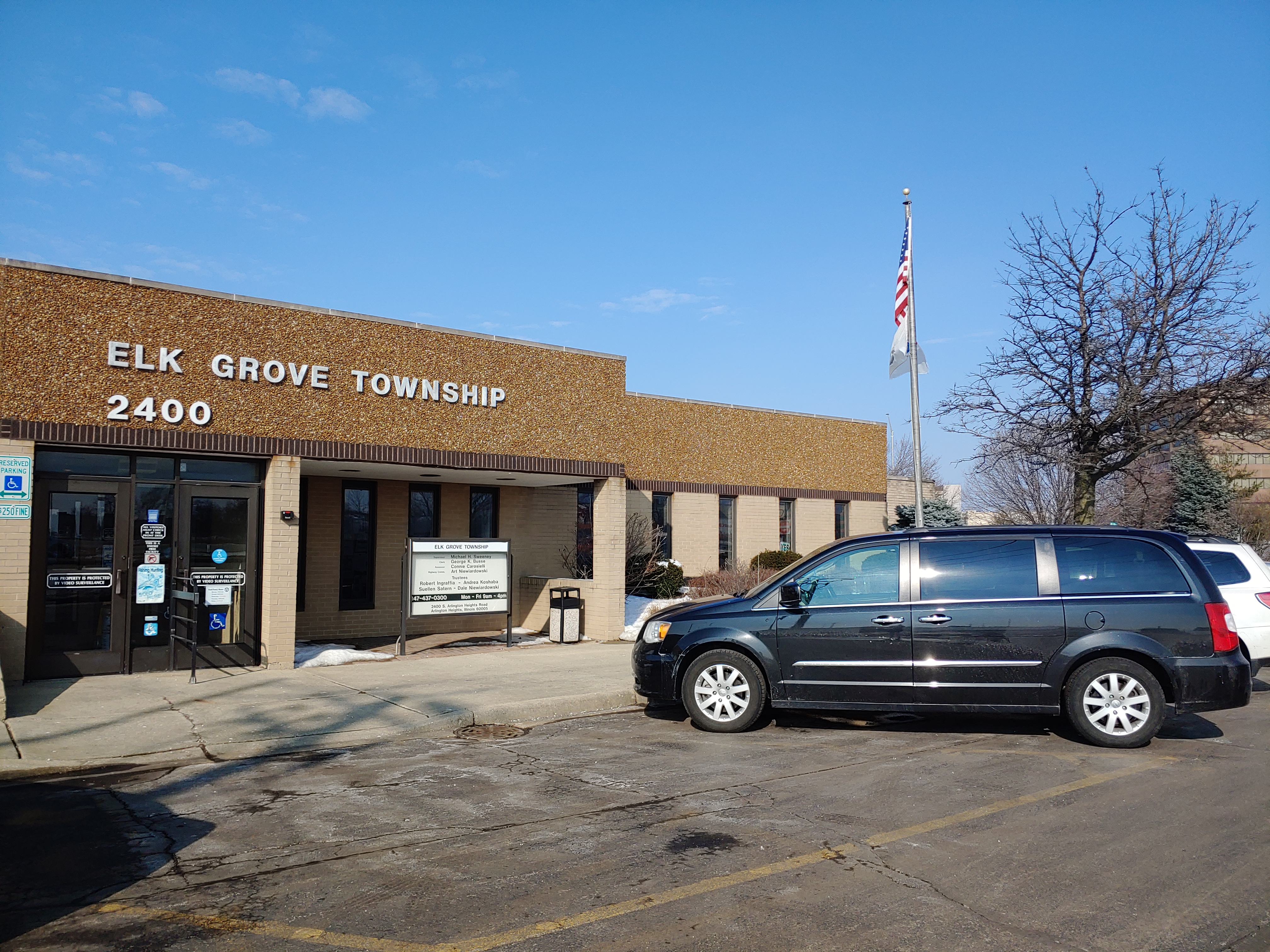 Elk Grove Township Provides Social Services and So Much More – Elk