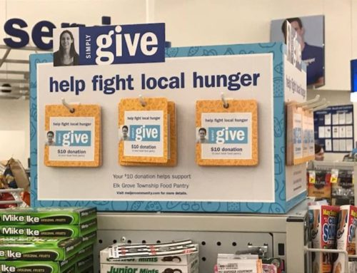 Elk Grove Township Partners with Meijer for Simply Give Program