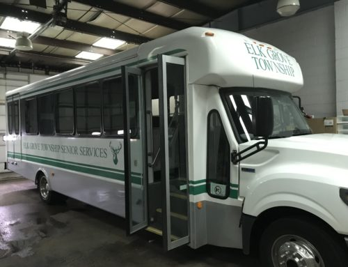 Transportation Assistance Provided by Elk Grove Township for Seniors and Disabled