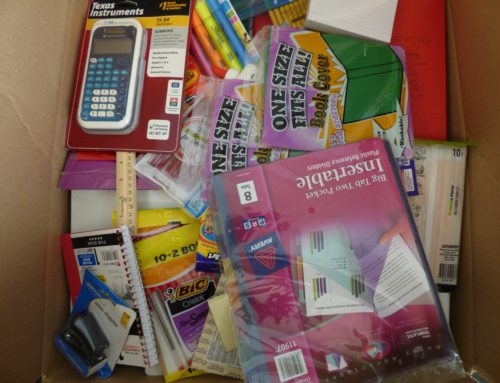 School Supply Donations Sought for Elk Grove Township's 'Back to School Blast Off!'